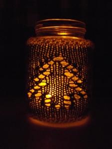 Jam Jar Lantern