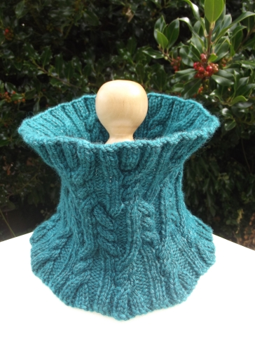 With a Twist Cowl